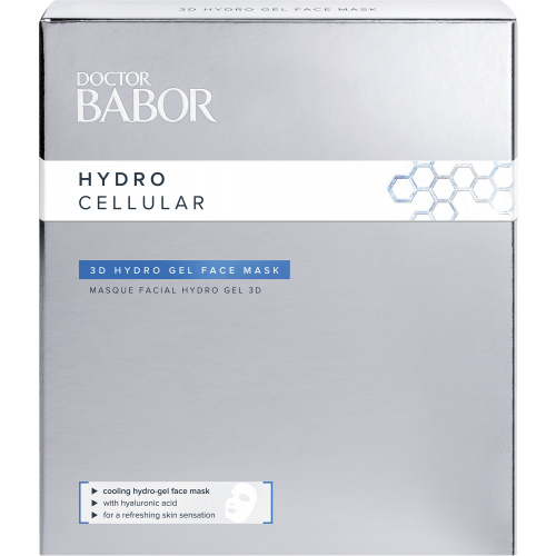 3D Hydro Gel Face Mask + PREZENT